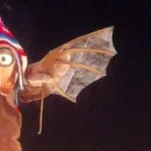 """Compagnie VU d'en BAS - """"COQUILLE"""" spectacle marionnette tout public à partir de 3 ans"""