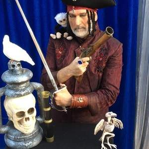 Magicien Phil Hagen