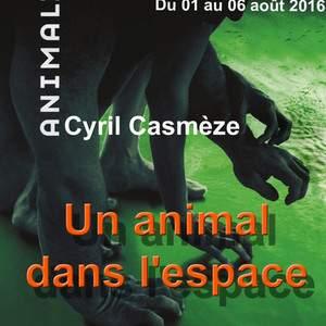 Cyril Casmèze // Un animal dans l'espace
