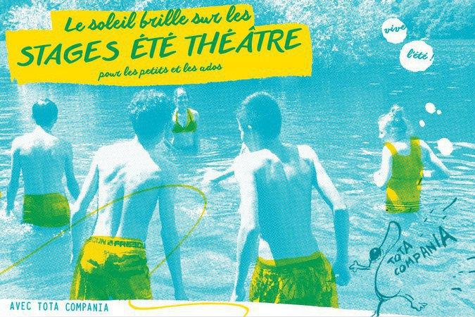 Stage de théâtre et séjour jeunes 13-18 ans