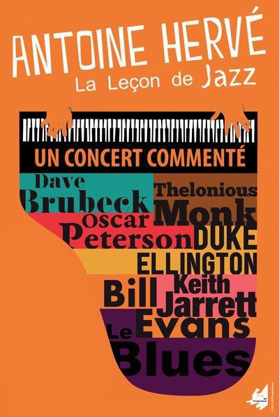 La Leçon de Jazz d'Antoine Hervé : Thelonious Monk, le Griot du Be-Bop