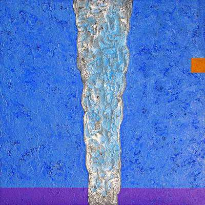 Art contemporain, abstraction, Roberto Giuliani