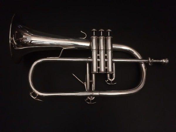Bugle Bach Stradivarius 183 - Made in USA - Année 1987 - TRES BON ETAT