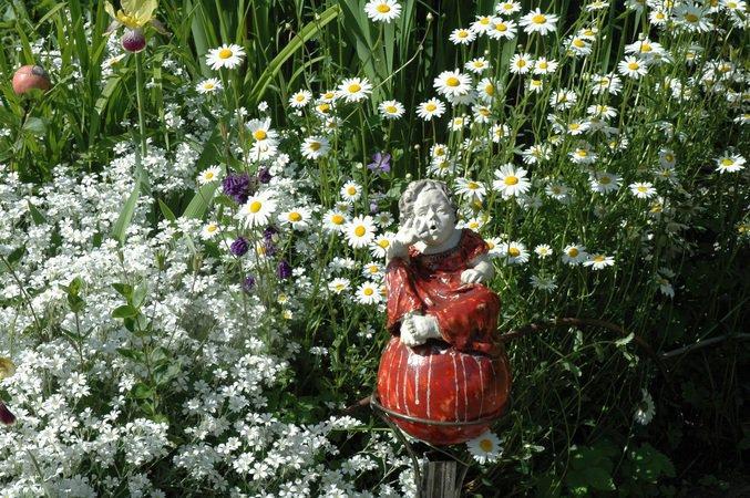 Visite du jardin botanique du clos des pradals