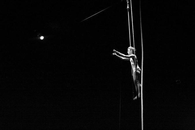 CIRQUE LABORATOIRE au Cirque Electrique