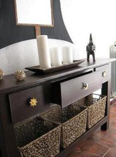 meuble en carton marie k 39 rtonne b darrides 84370. Black Bedroom Furniture Sets. Home Design Ideas