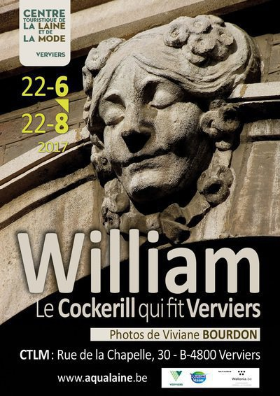 William, le Cockerill qui fit Verviers