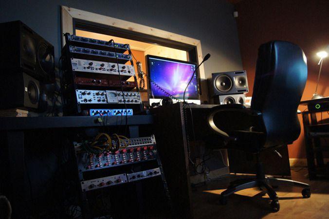 Studio d'enregistrement Montreal