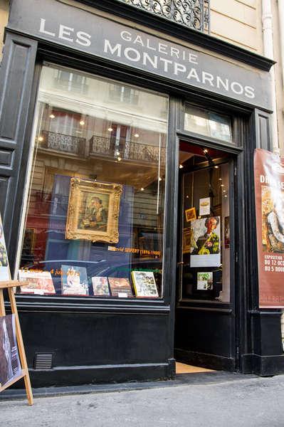 Galerie Les Montparnos
