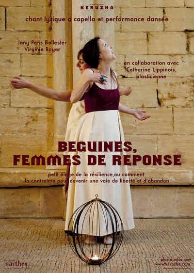 Béguines, femmes de réponse