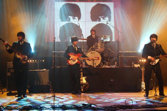 Beatles Night Wasquehal tous les ans en Mars!