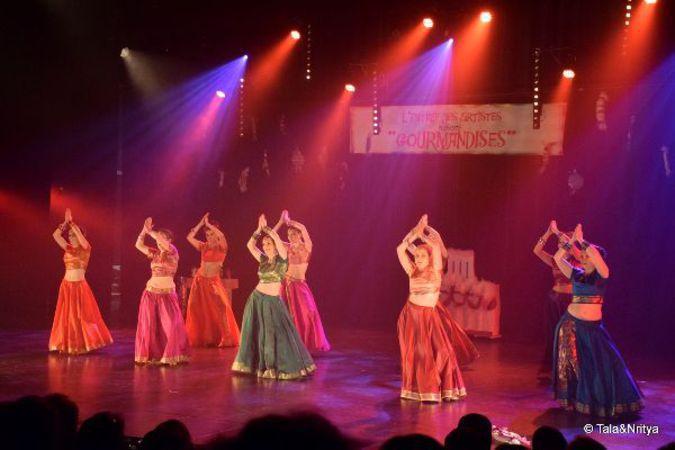 Cours de Bollywood pour adultes ds 18 ans TalaNritya
