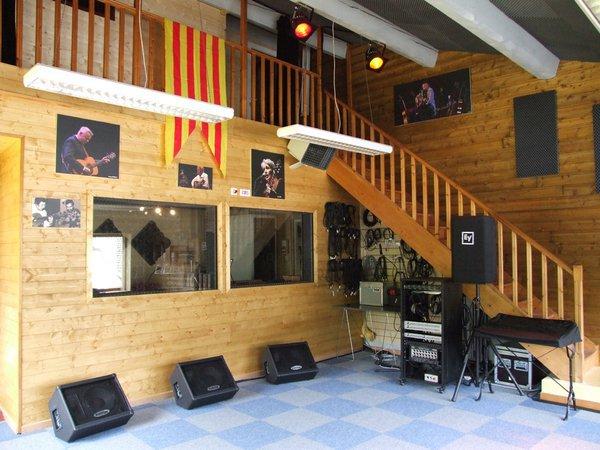 LE STUDIO DU CHÂTEAU     enregistrement acoustique et voix