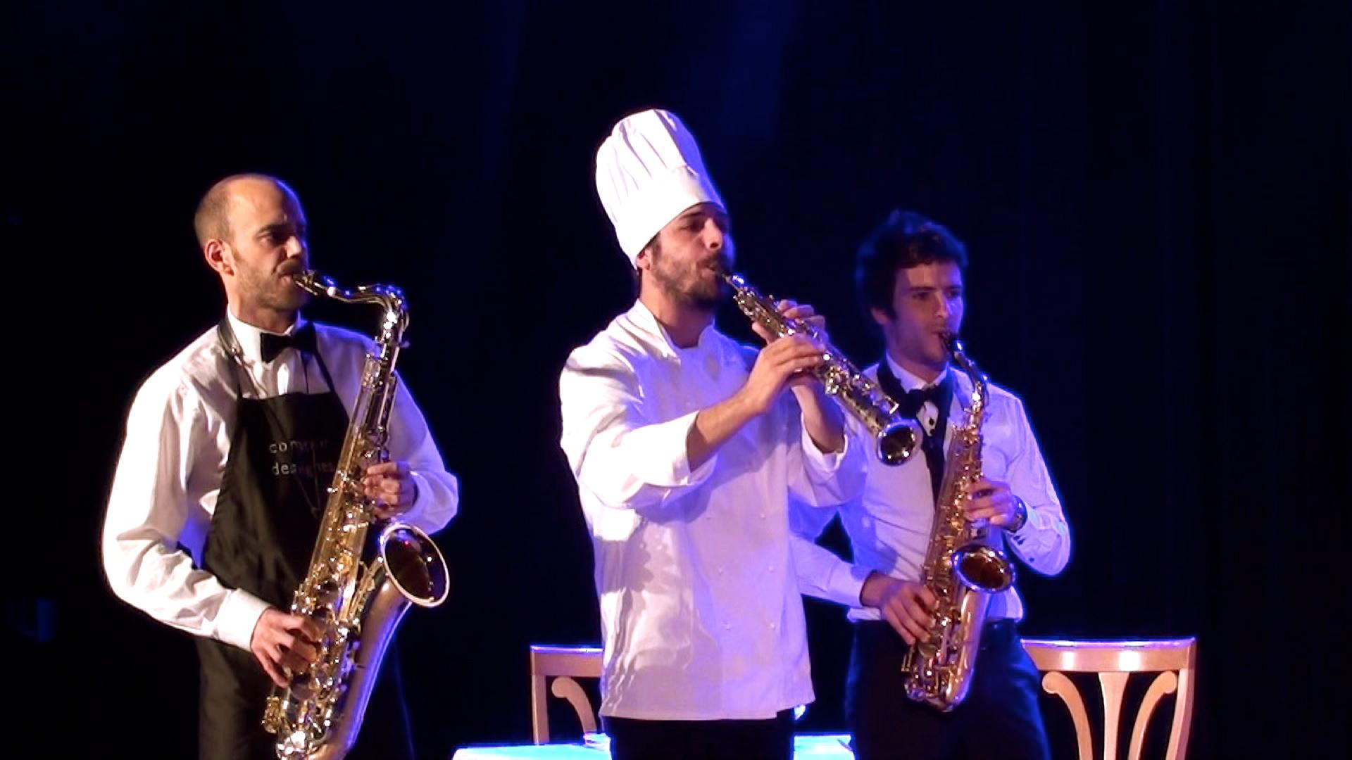 Concert de poche le restaurant spectacle musical - Grille indiciaire cadre socio educatif ...