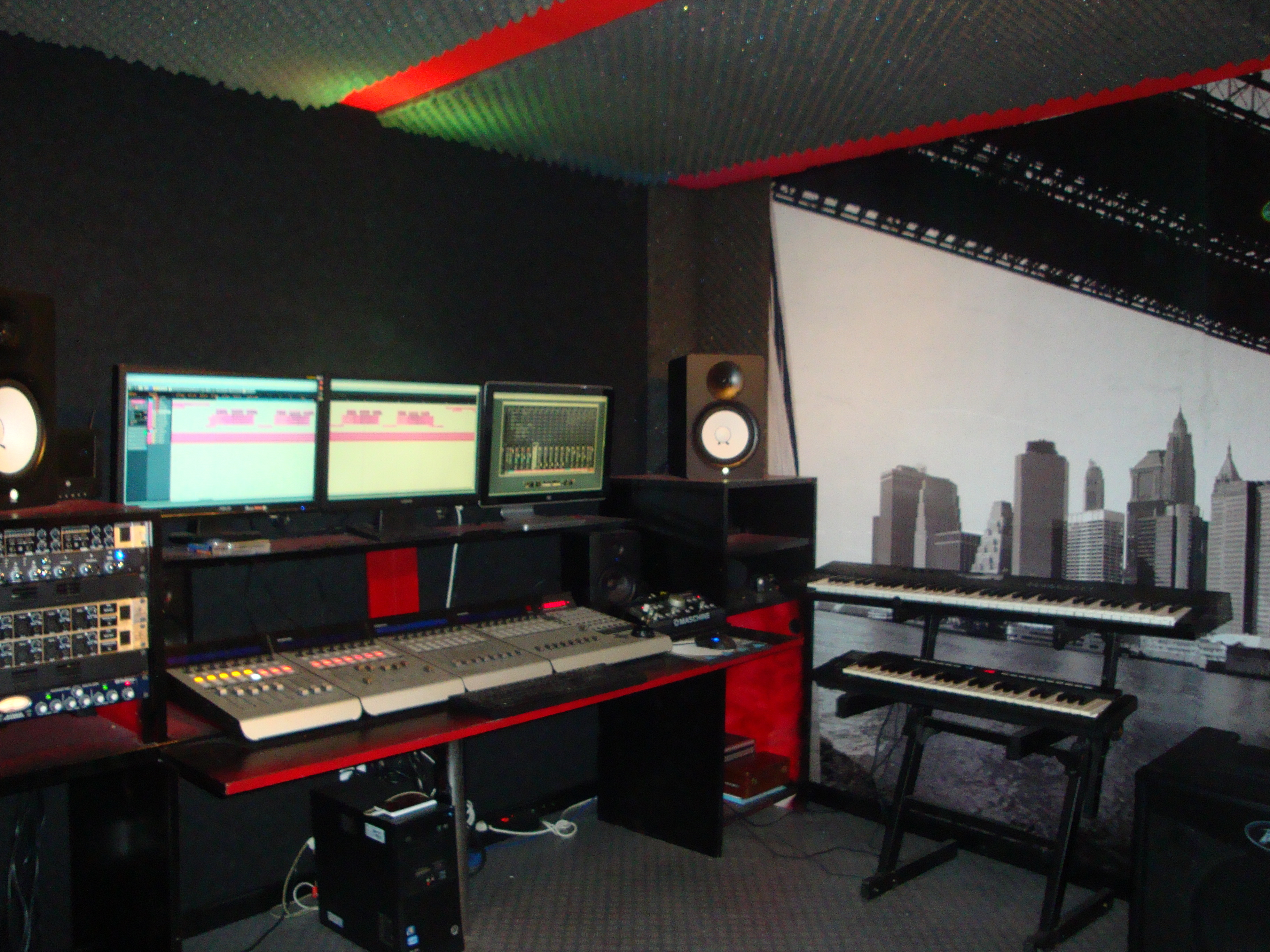 studio d 39 enregistrement le studio 44 nantes bouguenais 44340. Black Bedroom Furniture Sets. Home Design Ideas