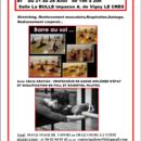 Stagede Barre au sol Pilates du 21 au 25 Août   - Montpellier