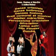 Cours danse orientale, bollywood à Oullins