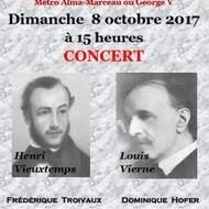 Frédérique Troivaux Piano Dominique Hofer Violon