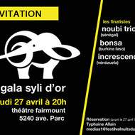 Finale Syli d'Or 2017
