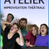 Atelier d'improvisation Théâtrale - Passer d'une scène à une autre
