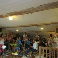 Stage de Jazz petite formation et improvisation dans la drôme des collines du 25 au 30 Aout