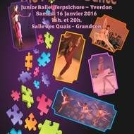 junior ballet Terpsichore