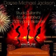 Cours de Danse Michael Jackson