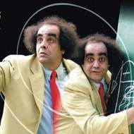 Stage de clown avec Norbert Aboudharam - Le burlesque