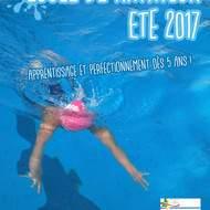 École de nage estivale 2017 !