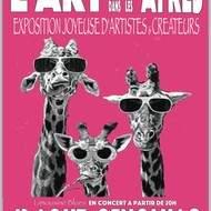 L'art dans les Ayres exposition joyeuse d'artistes & créateurs