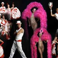 Revue Borsalino - Spectacle Cabaret dans la tradition du music hall...