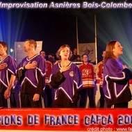 La LIABC (Ligue d'Improvisation Asnières Bois-Colombes)