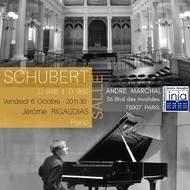 Récital Schubert