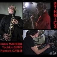 ETHNIC 3 : Didier Malherbe/ Yochk'o Seffer/ François Causse