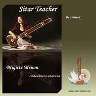 Sitar Tuteur-Cours de Sitar - le 1er DVD Tutoriel de Sitar en Français