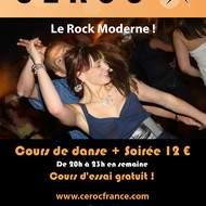 Ceroc - Danse à 2 à Paris - essai gratuit