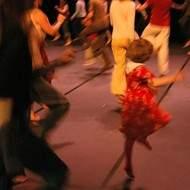 Stage parents/enfants - danse contemporaine