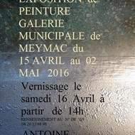 ANTOINE    SOUBRANE   EXPOSE   SES   DERNIERES   CREATIONS