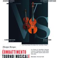 Combattimento I Tournoi I musical(e) - Monteverdi vs Formé