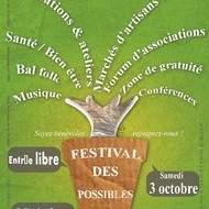 Festival des Possibles 2015