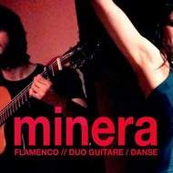 Un Duo Flamenco Guitare Danse