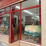 Stage de peinture à Paris : techniques anciennes de peinture
