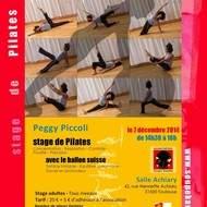 Stage de Pilates avec le ballon suisse