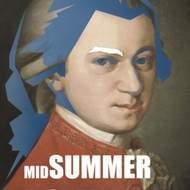 Le 2e festival Midsummer Mozartiade   Mozart in the square