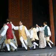 Danses traditionnelles et folkloriques wallonnes (Wallonie, Belgique)