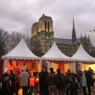 Ch Exposants  Marché de Noël Paris-Notre-Dame 75005