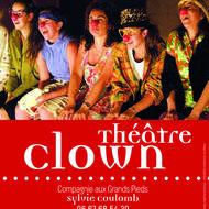 Stages de Clown pour adultes et adolescents