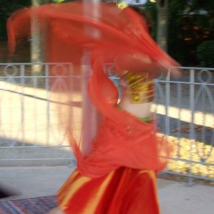 Cours de danse orientale avec Hawá (Compiègne)