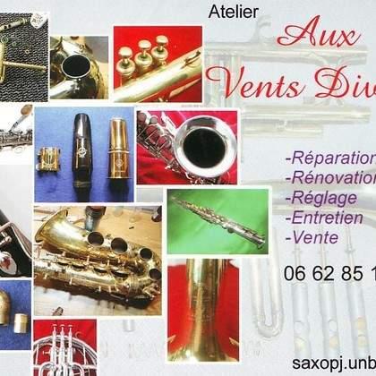 """Atelier """"Aux Vents Divers"""""""