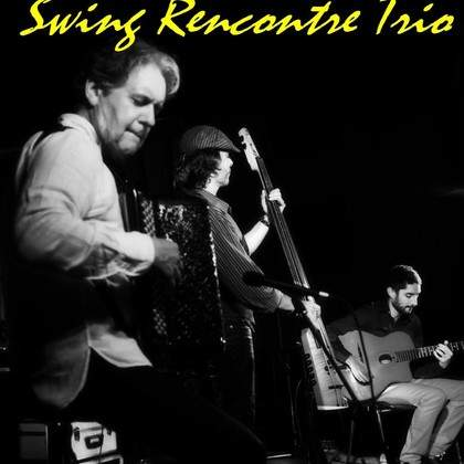 Concert Swing Rencontre Trio